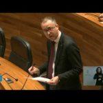 Declaraciones del Consejero de Sanidad en la JGPA sobre el Decreto que regulará el funcionamiento de la Atención Primaria